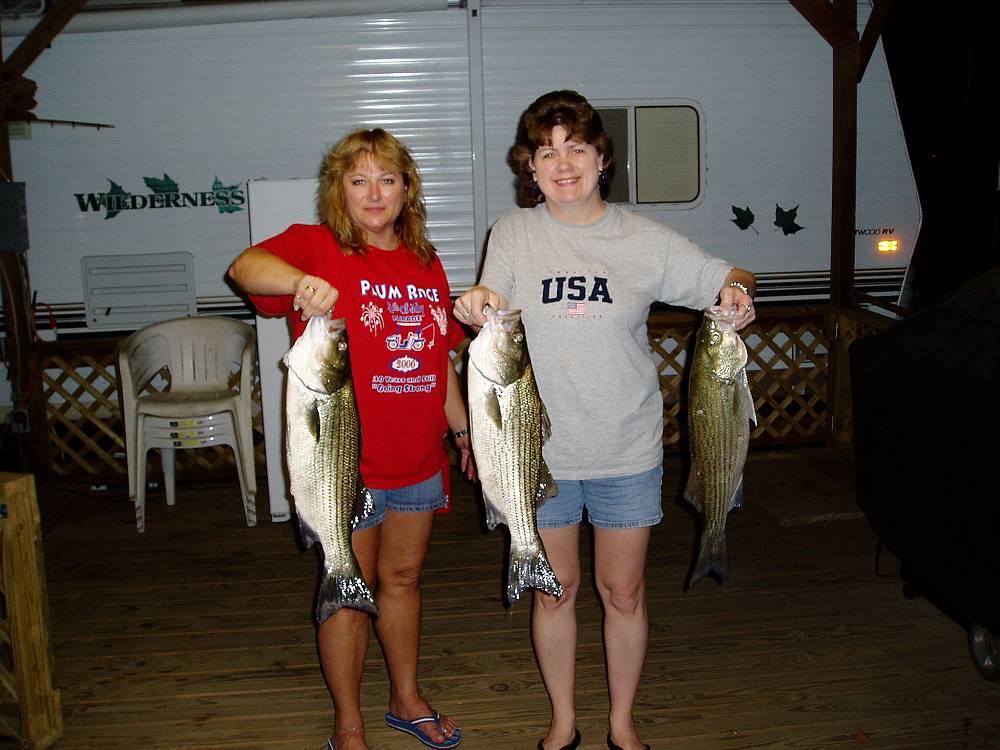 Wow! What A Catch! At Oggu0027s Fish Camp In Zavalla, TX